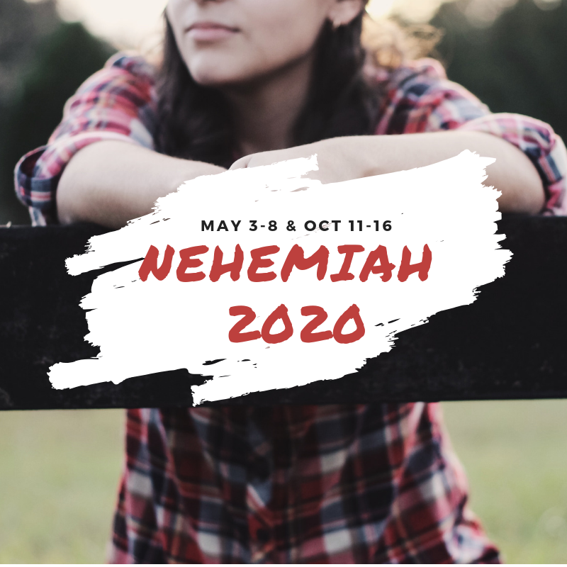 2020 Nehemiah Service Retreat