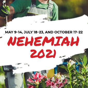Nehemiah Service Retreats