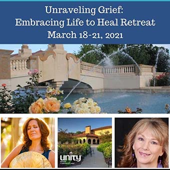 Unraveling Grief: Embracing Life to Heal Retreat