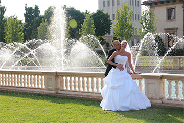 full service weddings and receptions with catering at unity village mo
